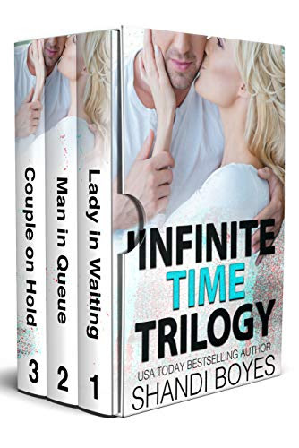 Cover for 'Infinite Time Trilogy'
