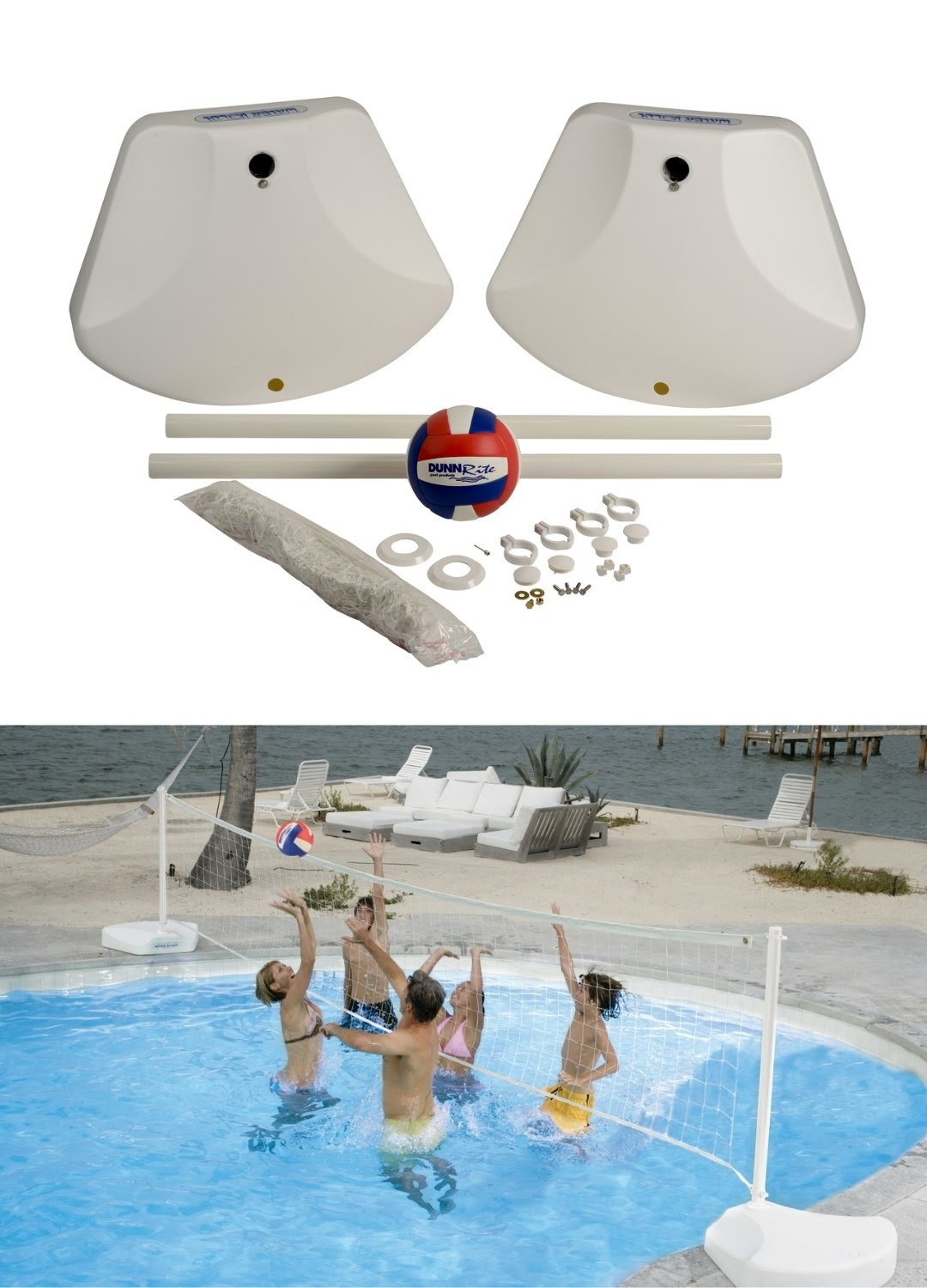 Pool Volleyball - WaterVolly