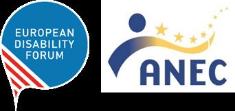 EDF and ANEC logo