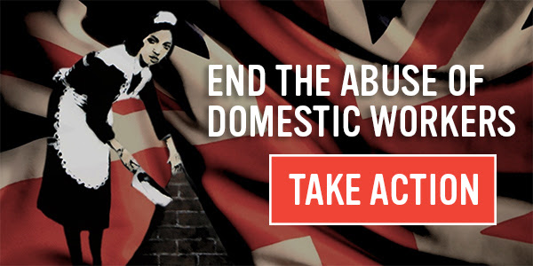 Help protect domestic workers in the UK
