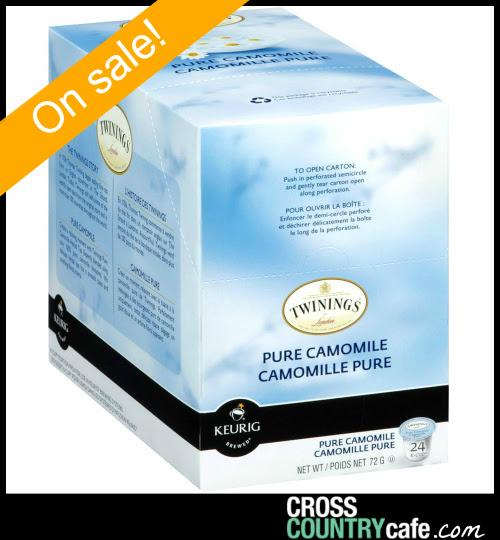 Twinings Pure Camomile Keurig K-cup tea