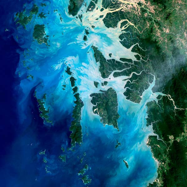 perierga.gr - Εντυπωσιακές εικόνες της Γης από το Διάστημα!