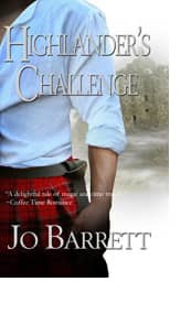 Highlander's Challenge by Jo Barrett