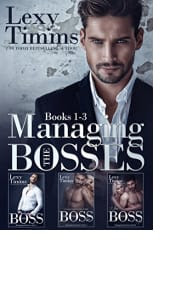 Managing the Bosses: Books 1–3