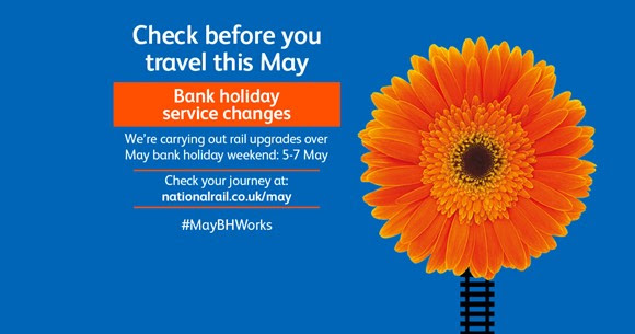 Passengers urged to check before they travel this May