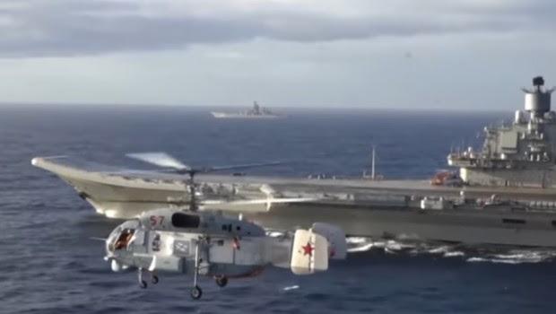 Az Orosz Haditengerészet hajói megérkeztek Szíria partjaihoz