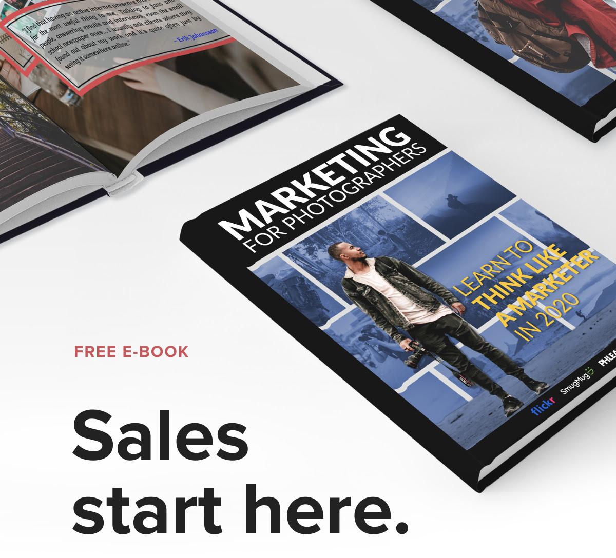 Sales start here.