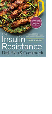 The Insulin Resistance Diet Plan & Cookbook by Tara Spencer