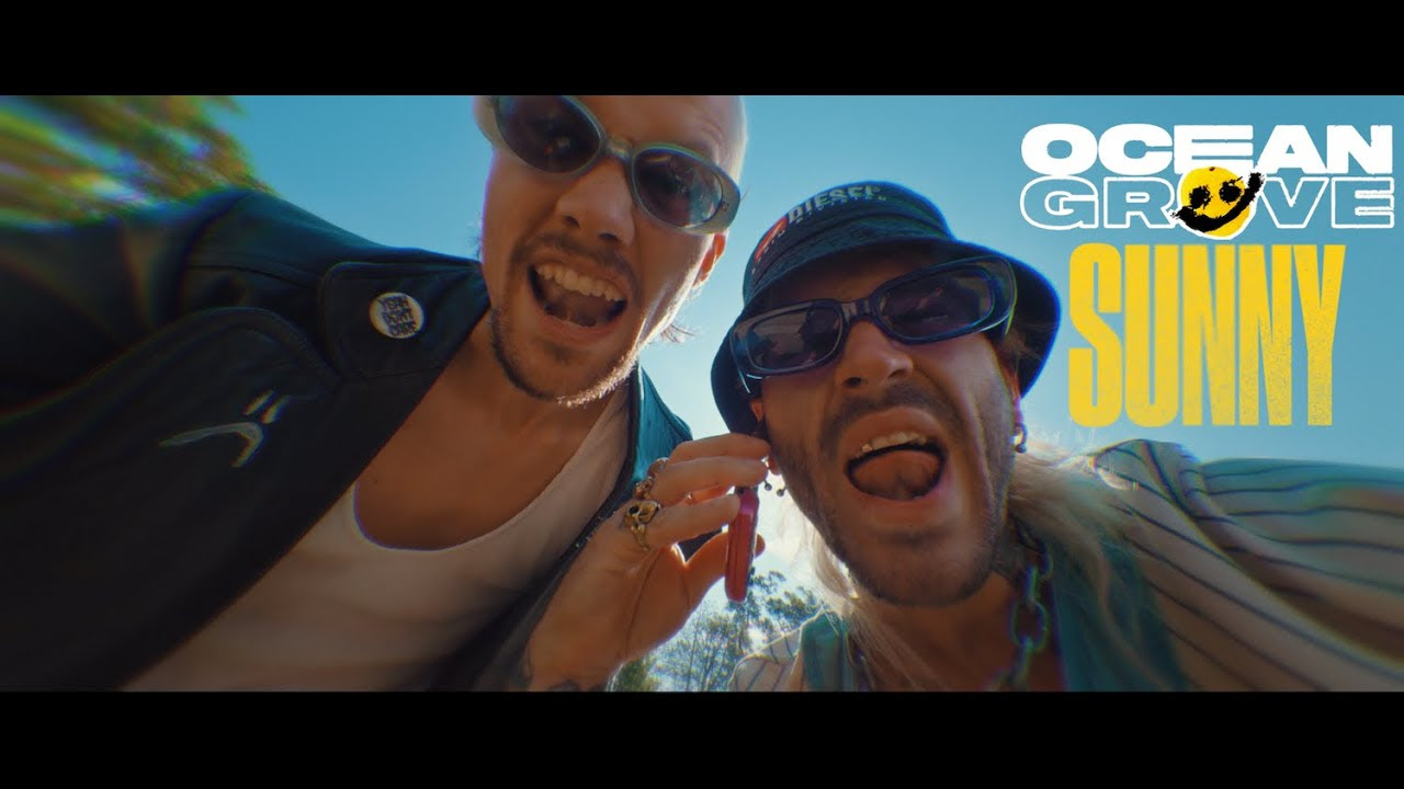 Ocean Grove - SUNNY [Official Music Video]