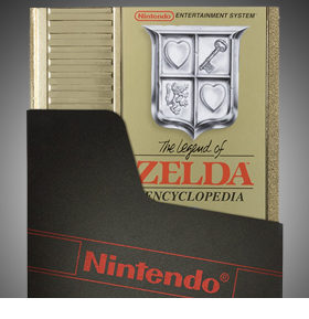 LEGEND OF ZELDA ENCYCLOPEDIA COLLECTIONS