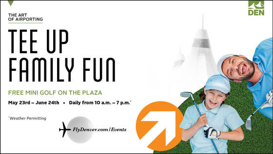 Tee Up Family Fun