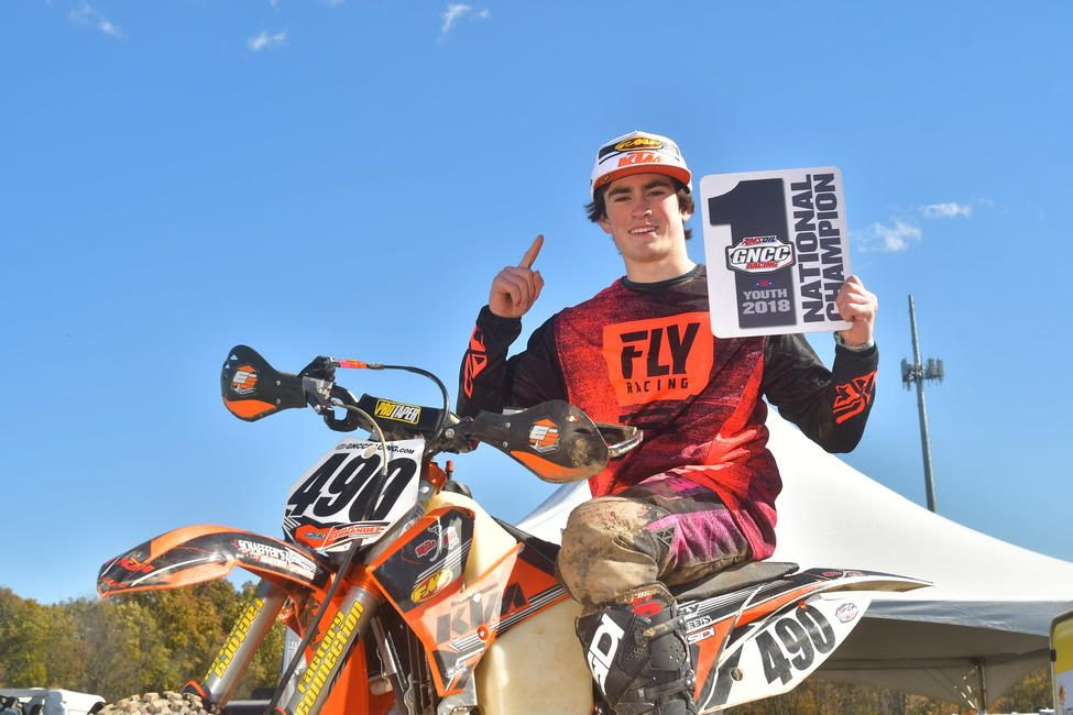 Max Fernandez earned the 2018 Youth National Championship.