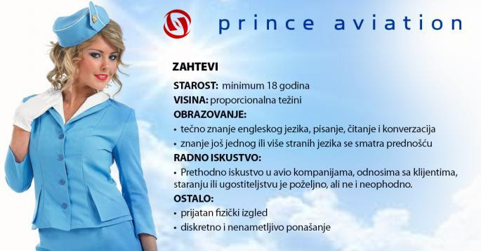 Uslovi za Price Aviation