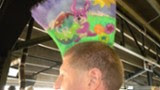 Photo of the Day: Rockies Mohawk Guy, Easter edition
