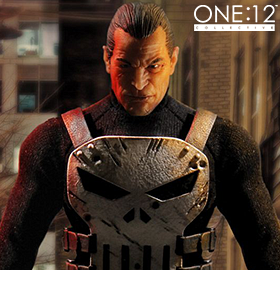 ONE:12 COLLECTIVE MARVEL PUNISHER