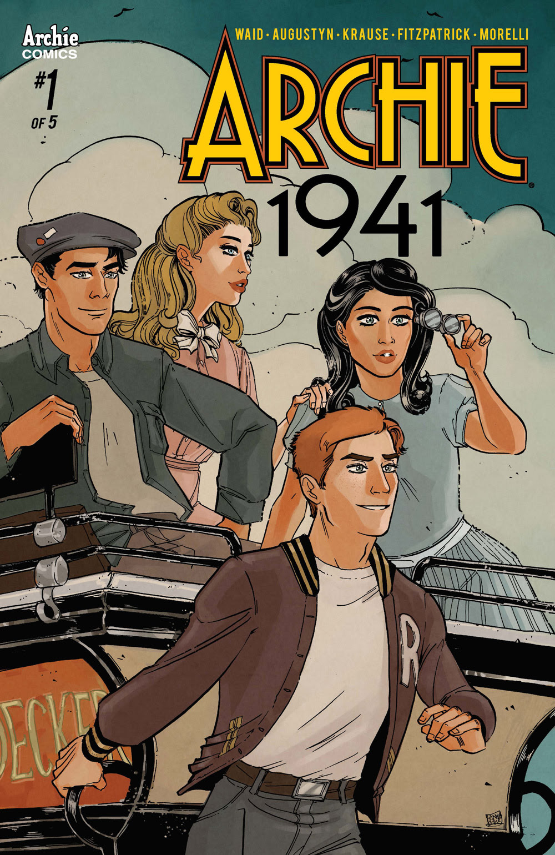 Archie 1941 #1: CVR B Anwar