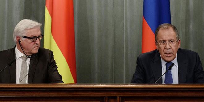 RUSIA: Canciller ruso espera que Europa abandone sus maniobras geopolíticas y una sus esfuerzos en la lucha antiterrorista