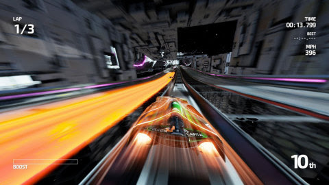 Available exclusively in the Nintendo eShop on Wii U, FAST Racing NEO lets you jump into the driver' ...