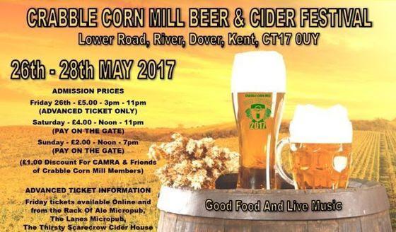 CCM Beer & Cider Festival Poster