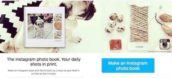 Blurb Make an Instagram photo book | maegal.blogspot.com