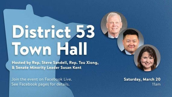 District 53 Town Hall