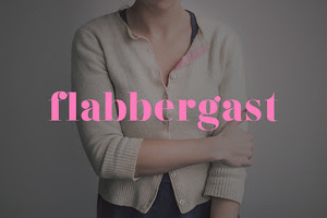 Flabbergast - February Font Only