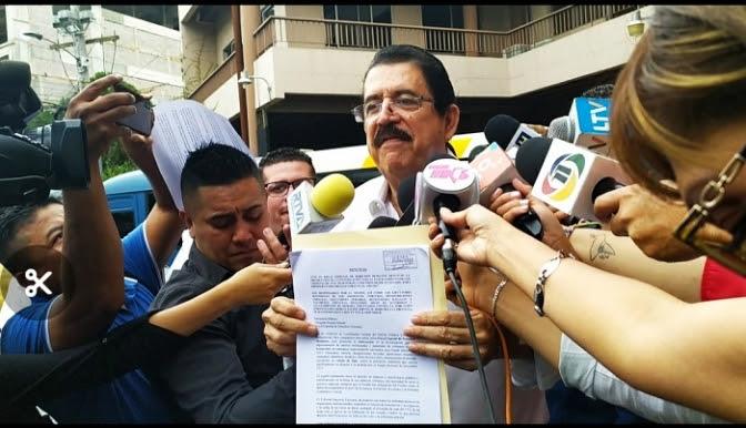 Mel Zelaya ante el MP: Crímenes de lesa humanidad en Honduras se mantienen en impunidad por la obstrucción del mismo Estado hondureño