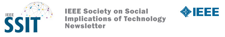 IEEE SSIT Newsletter – March 2017