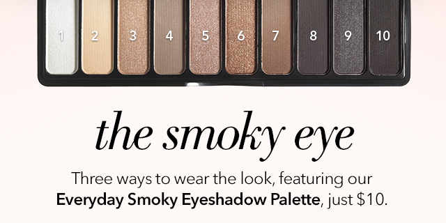 the smoky eye