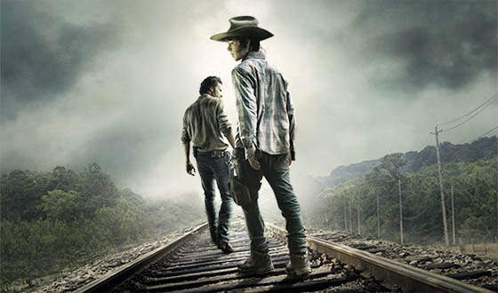 The Walking Dead Mid-Season Premiere Poster Revealed