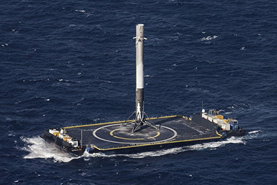 Transformational Tech - SpaceX
