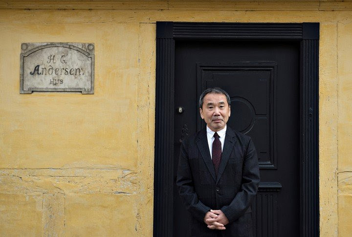 Haruki Murakami, candidato al Premio Nobel.