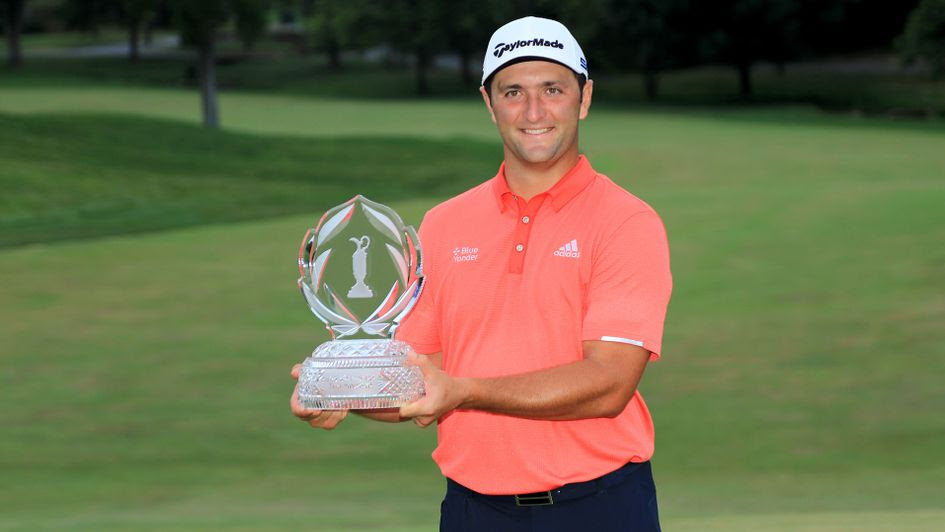 Jon Rahm: Spanish golfer new world number one after securing PGA Tour Memorial Tournament title
