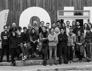 Photo de groupe des participants de LIM 2017