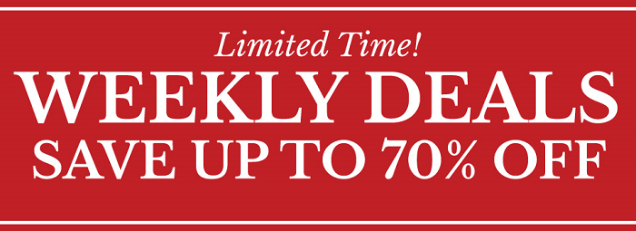 Oneida: Up to 70% OFF! PLUS an...