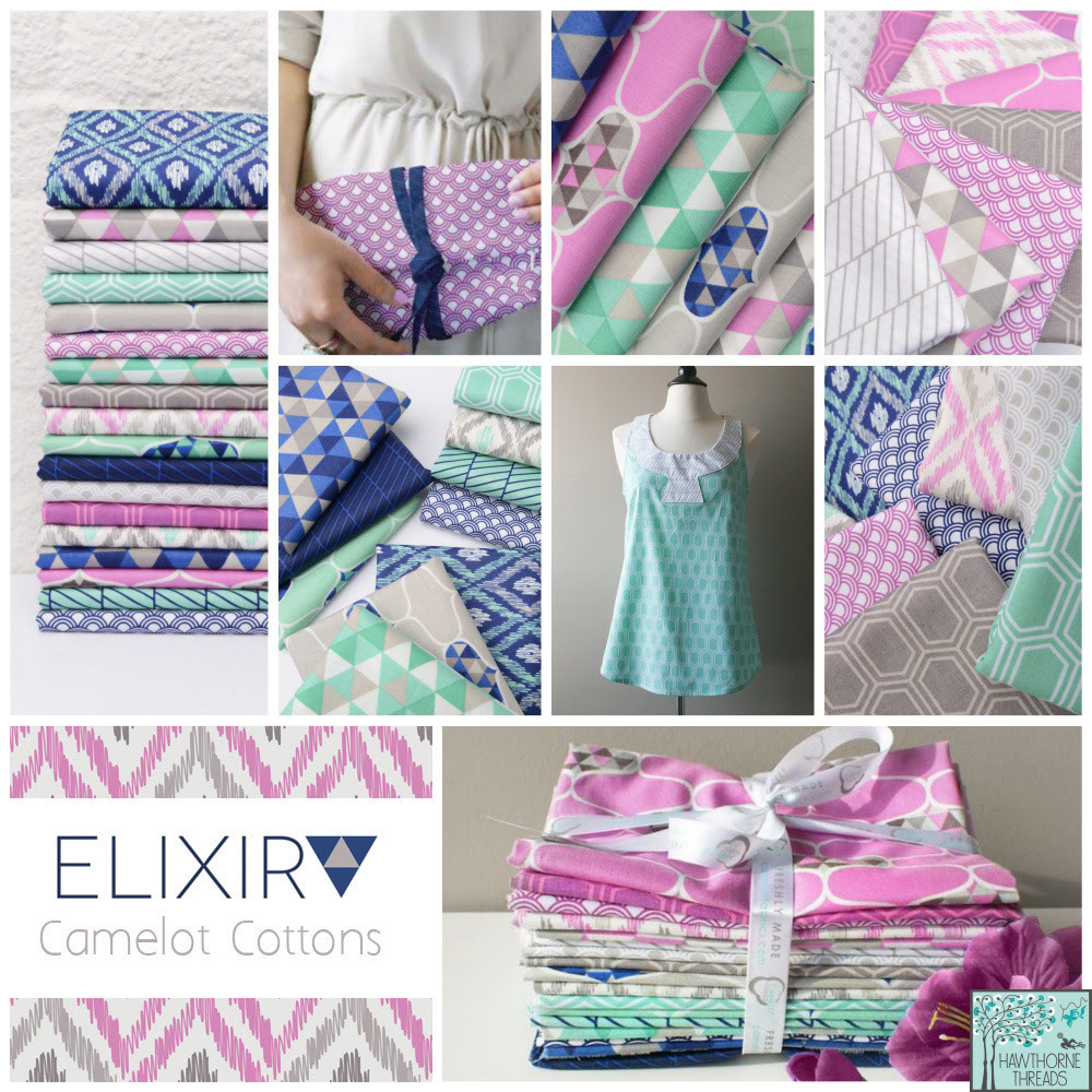 Elixir Fabric Poster 2