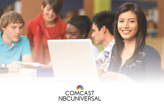 Click here to learn more about  the Comcast Leaders and Achievers Scholarship Program