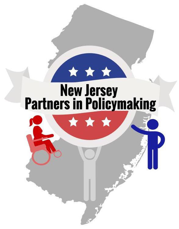 NJ Partners in Policymaking graphic