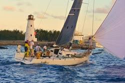 J/125 sailing Miami Nassau Cup race