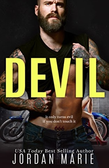 Devil by Jordan Marie