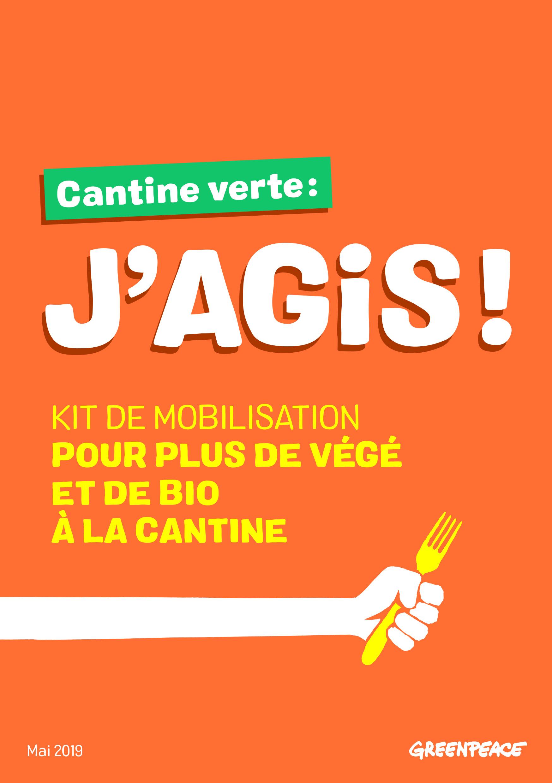Резултат с изображение за KIT DE MOBILISATION POUR PLUS DE VÉGÉ ET DE BIO À LA CANTINE