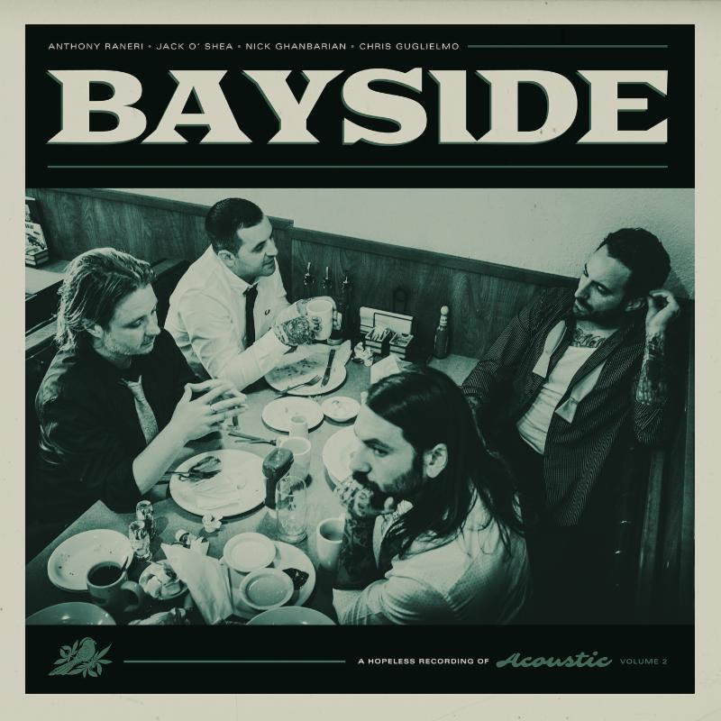 Bayside Releases New Acoustic Track HOWARD
