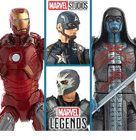 Marvel Studios: The First Ten Years Marvel Legends