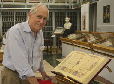 Robert Darnton: il sogno di una biblioteca universale, da Alessandria a Google. Con una lezione del prof. di Harvard prosegue domani il programma di AGO Modena Fabbriche Culturali