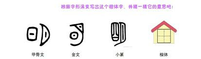 Image result for 會意字