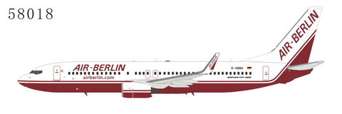 Boeing 737-800 Air Berlin D-ABBA | is due: July 2019