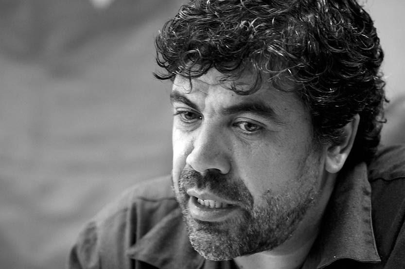 Óscar Andrade. Foto: Sandro Pereyra (archivo, abril de 2014)