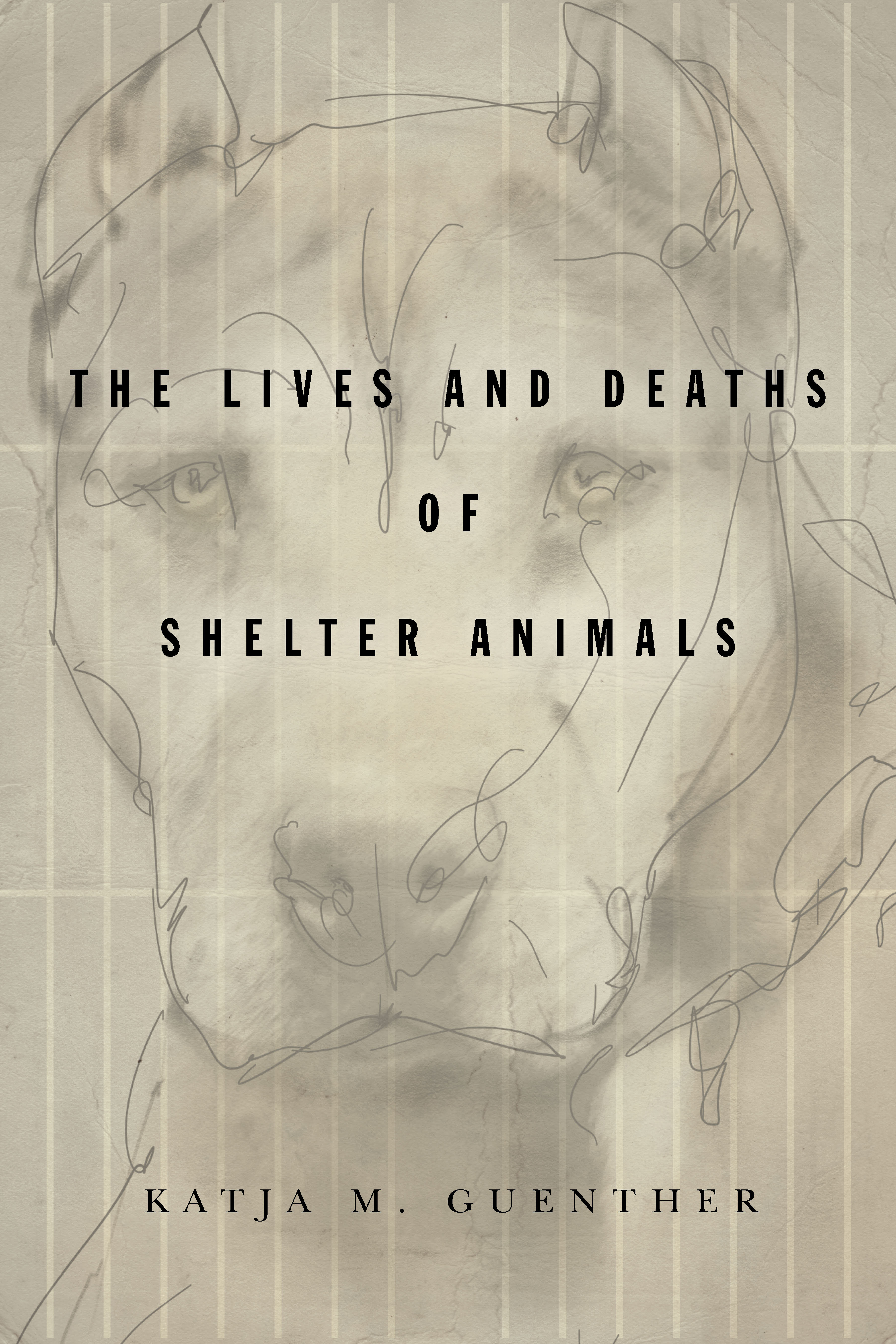 "Cover of Katja M. Guenther's new book, ""The Lives and Deaths of Shelter Animals,"" published by Stanford University Press"