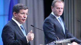 Neue Forderungen beim EU-Gipfel: Türkei treibt den Preis für eine Einigung hoch