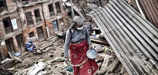 Népal premiers jours